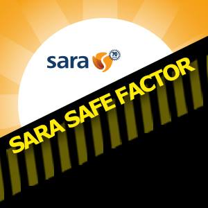 SAFE FACTOR sponsorizzato dalla Sara Assicurazioni