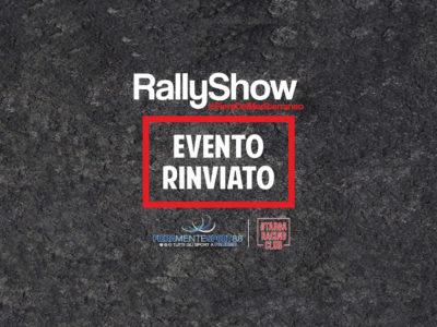 rally-rinviato