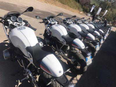 A FLORIOPOLI, BMW Motorrad presentazione in anteprima della moto BMW R nine T