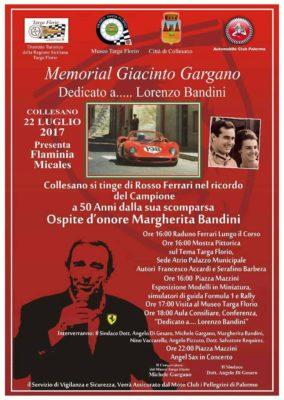 Memorial Giacinto Gargano