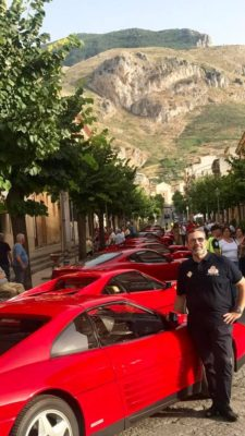 Festa del Museo della Targa Florio e della scuderia Ferrari a Collesano