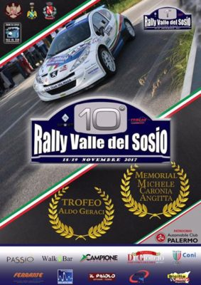 10° Rally Valle del Sonsio
