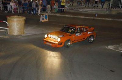 Di Lorenzo – Cardella, vincitori del Campionato Italiano Rally Autostoriche IV^