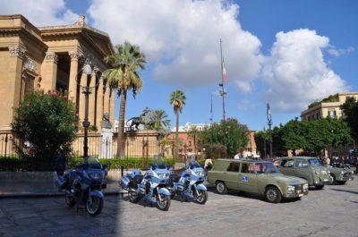Polizia Stradale festeggiato a piazza Verdi i 70 anni dalla sua costituzione