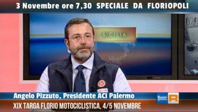 BUONGIORNO REGIONE RAI 3  Puntata speciale sulla XIX Targa Florio Motociclistica