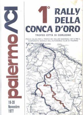 VI ASPETTIAMO TUTTI LUNEDÌ SERA AL MOTORVILLAGE per i primi 40 anni del Rally Conca d'Oro
