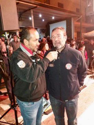 PARTENZA DEL 10^ Rally della VALLE DEL SOSIO – LIVE