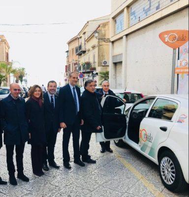 LA MOBILITA' SOSTENIBILE rappresenta il nostro futuro, ed il sistema di car sharing ne e' una parte importante