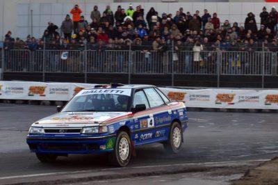 CONGRATULAZIONI al nostro tesserato e portacolori Toto' Riolo per la vittoria del Trofeo Italia Rally Autostoriche 4RM