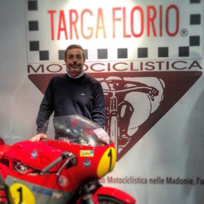 LA TARGA FLORIO MOTOCICLISTICA al Motor Bike Expo di Verona.