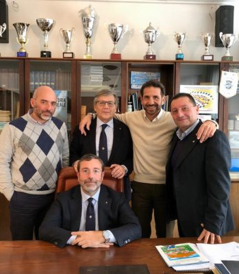IL NUOVO CONSIGLIO DIRETTIVO DELL'AUTOMOBILE CLUB PALERMO