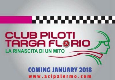 l'Automobile Club Palermo presentera' nelle prossime settimane il Club Piloti Targa Florio