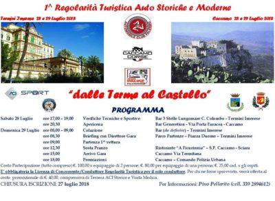 """""""DALLE TERME AL CASTELLO"""""""