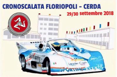 La 4^ Cronoscalata Floriopoli – Cerda si fara' il 29 e 30 settembre