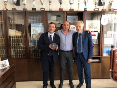 ACI ITALIA premia le delegazioni