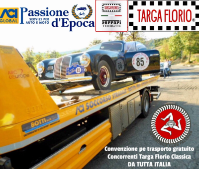 UN GRANDE ACCORDO RAGGIUNTO dall'Automobile Club Palermo con il nostro partner istituzionale ACI GLOBAL.