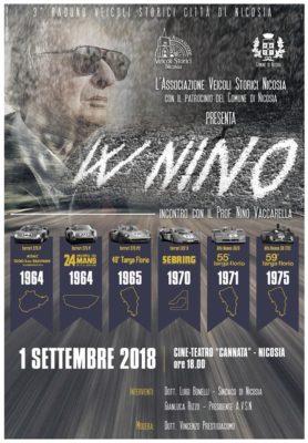 W NINO – 3° RADUNO VEICOLI STORICI CITTA' DI NICOSIA