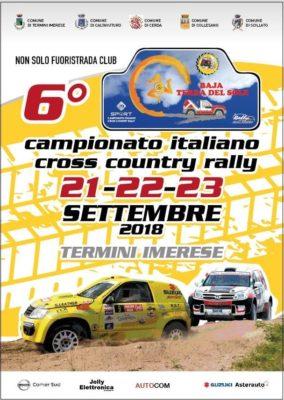 Il Rally Cross Country Baja del Sole