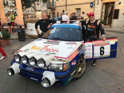 TOTO' RIOLO vince in maniera brillante ed inequivocabile il XXX Rallye Elba Storico