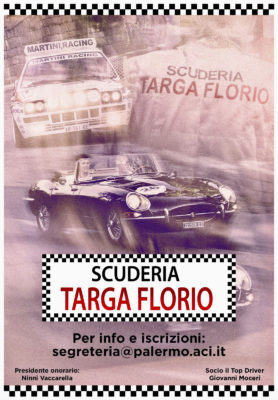 SCUDERIA TARGA FLORIO