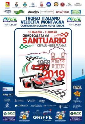 CRONOSCALATA DEL SANTUARIO CEFALU' GIBILMANNA 2019
