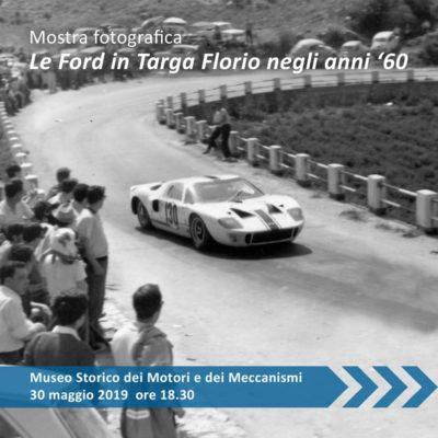 """""""Le Ford in Targa Florio negli anni '60"""""""