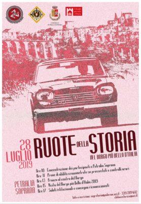 """""""Ruote Nella Storia"""" a Petralia Soprana"""