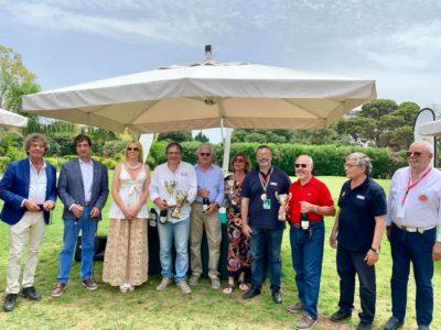Premiati i concorrenti della XXI TARGA FLORIO MOTOCICLISTICA